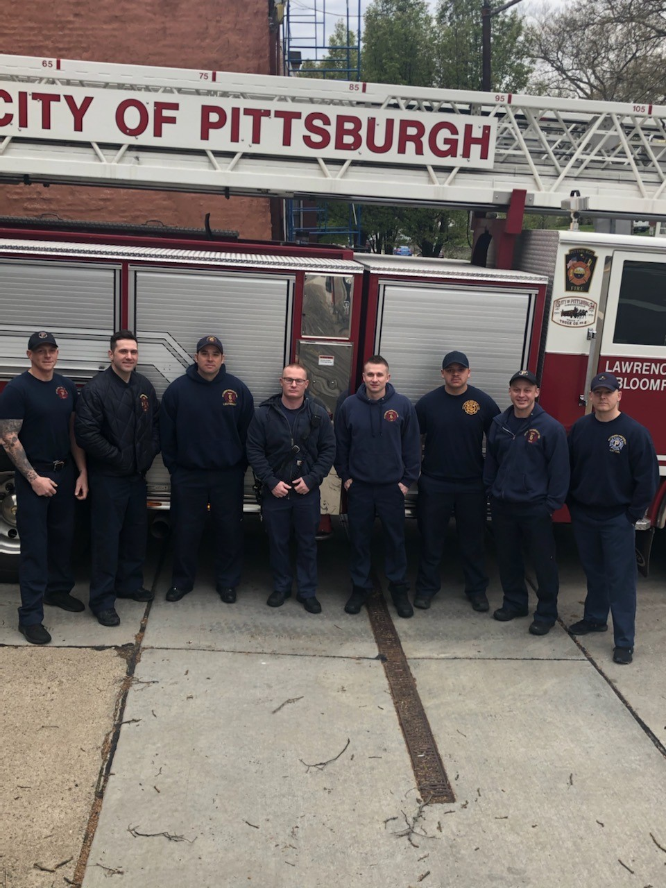 Firefighters - City of Pittsburgh